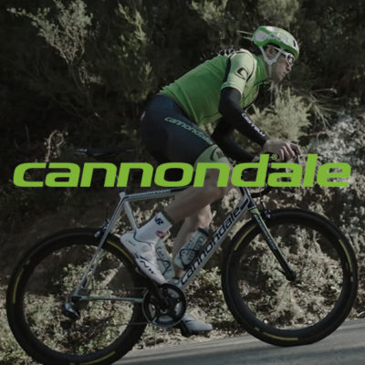 Cannondale Evo2 with Jack Bauer